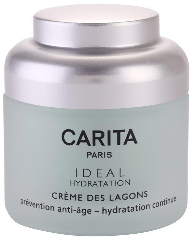 Carita Ideal Hydratation hidratáló krém ránctalanító hatással
