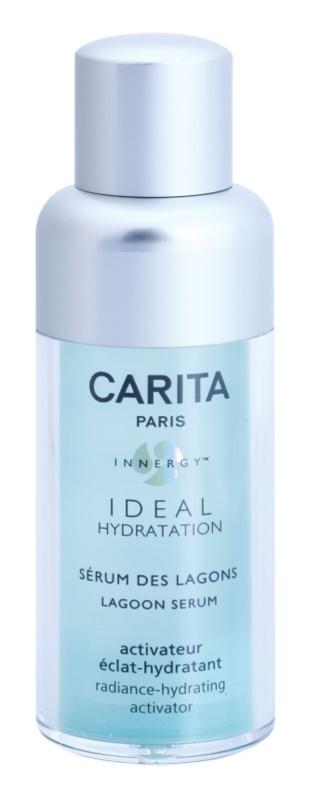 Carita Ideal Hydratation élénkítő szérum hidratáló hatással