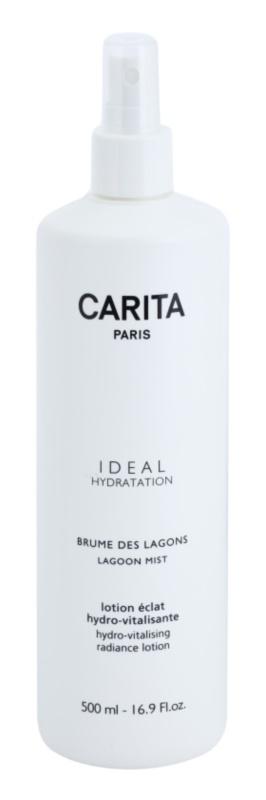 Carita Ideal Hydratation voda za čišćenje lica s hidratacijskim učinkom