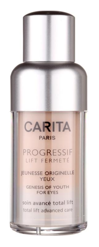 Carita Progressif Lift Fermeté Augengel gegen Falten, Schwellungen und Augenringe