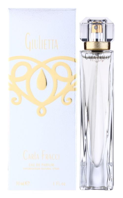 Carla Fracci Giulietta Eau de Parfum para mulheres 30 ml