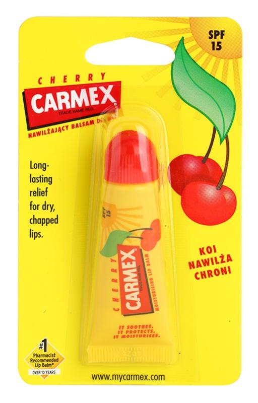 Carmex Cherry balsamo labbra in tubetto SPF 15