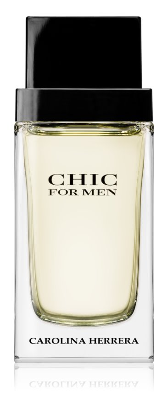 Carolina Herrera Chic For Men eau de toilette pentru barbati 100 ml