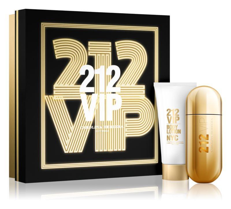 Carolina Herrera 212 VIP coffret IV.