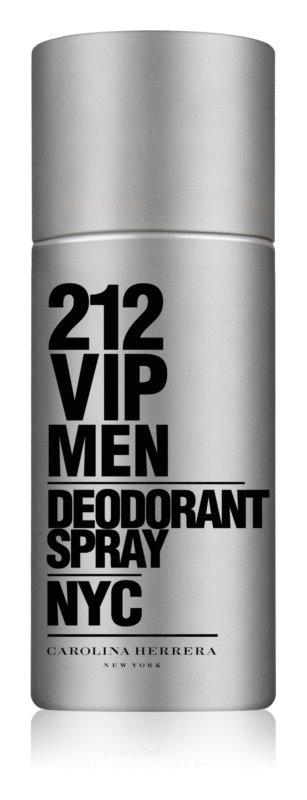 Carolina Herrera 212 VIP Men deospray pre mužov 150 ml