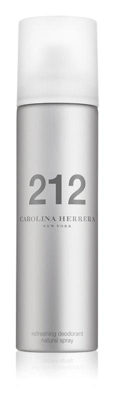 Carolina Herrera 212 NYC Deo Spray voor Vrouwen  150 ml