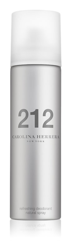 Carolina Herrera 212 NYC deospray pro ženy 150 ml