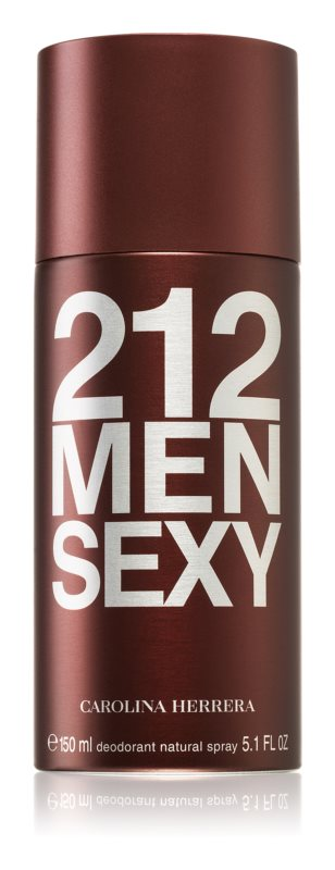 Carolina Herrera 212 Sexy Men déo-spray pour homme 150 ml