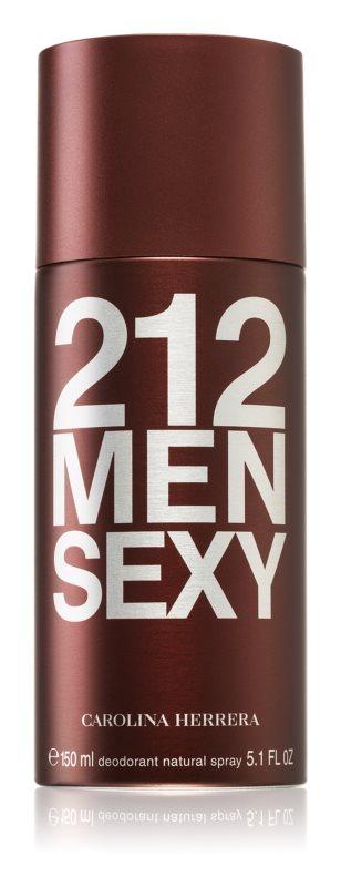 Carolina Herrera 212 Sexy Men deospray pre mužov 150 ml