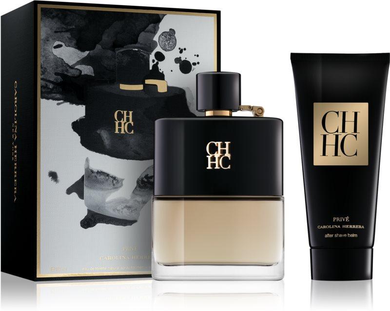 Carolina Herrera CH Men Privé Gift Set II.