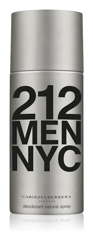 Carolina Herrera 212 NYC Men deospray pro muže 150 ml
