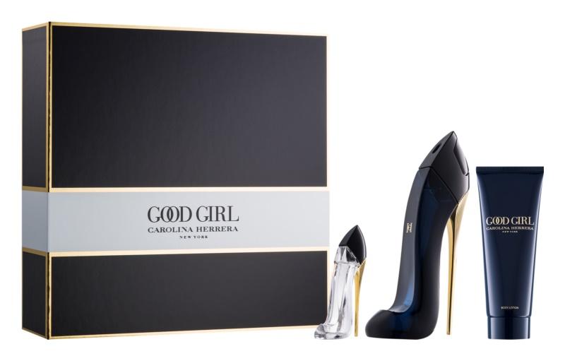 Carolina Herrera Good Girl dárková sada III.