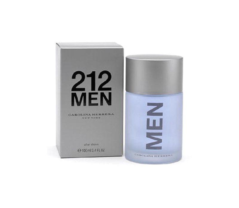 Carolina Herrera 212 NYC Men After Shave für Herren 100 ml