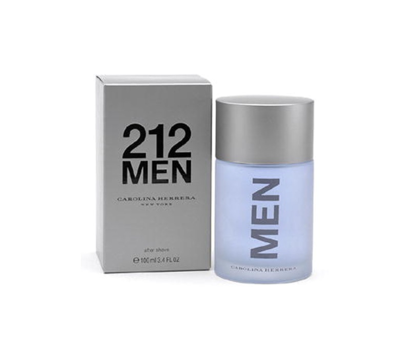 Carolina Herrera 212 NYC Men After Shave Lotion for Men 100 ml