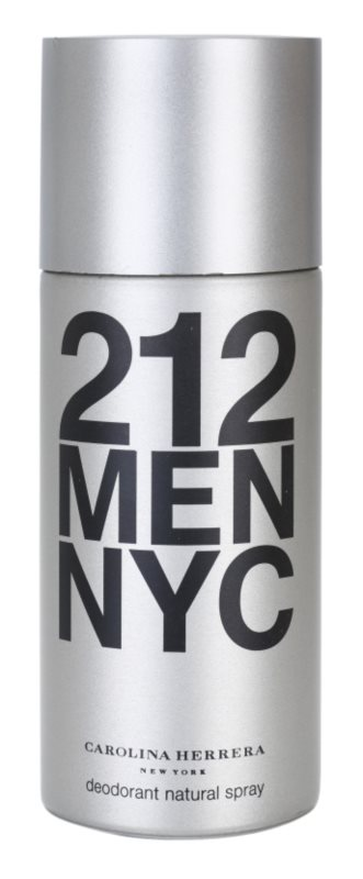 Carolina Herrera 212 NYC Men Deo Spray for Men 150 ml