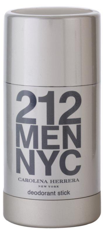 Carolina Herrera 212 NYC Men dédorant stick pour homme 75 ml