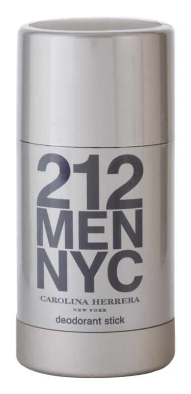 Carolina Herrera 212 NYC Men Deodorant Stick voor Mannen 75 ml