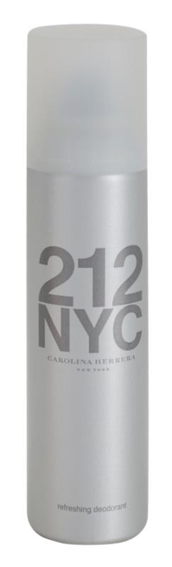 Carolina Herrera 212 NYC Deo Spray voor Vrouwen  150 ml