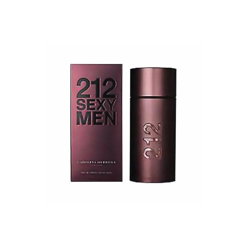 Carolina Herrera 212 Sexy Men туалетна вода для чоловіків 100 мл