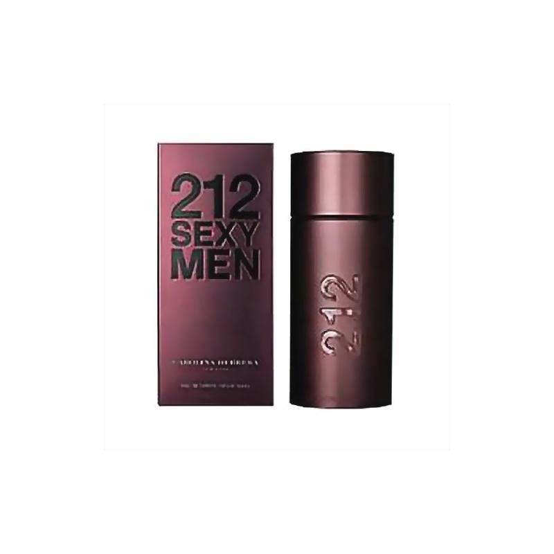 Carolina Herrera 212 Sexy Men Eau de Toilette für Herren 100 ml