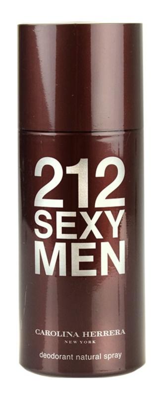 Carolina Herrera 212 Sexy Men deospray pro muže 150 ml
