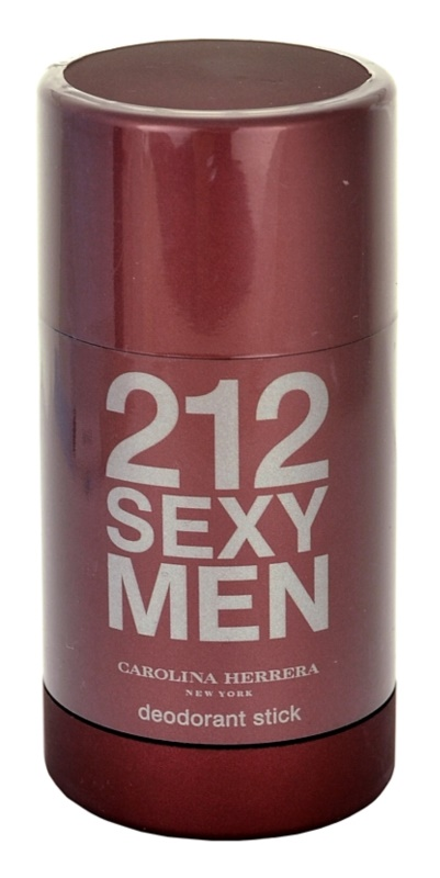 Carolina Herrera 212 Sexy Men déodorant stick pour homme 75 ml