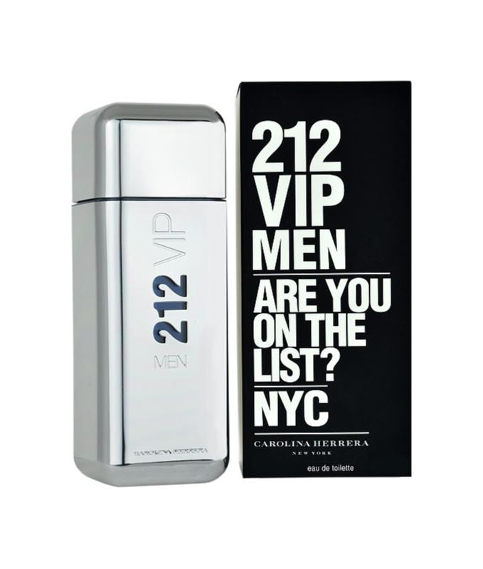 Carolina Herrera 212 VIP Men toaletná voda pre mužov 100 ml