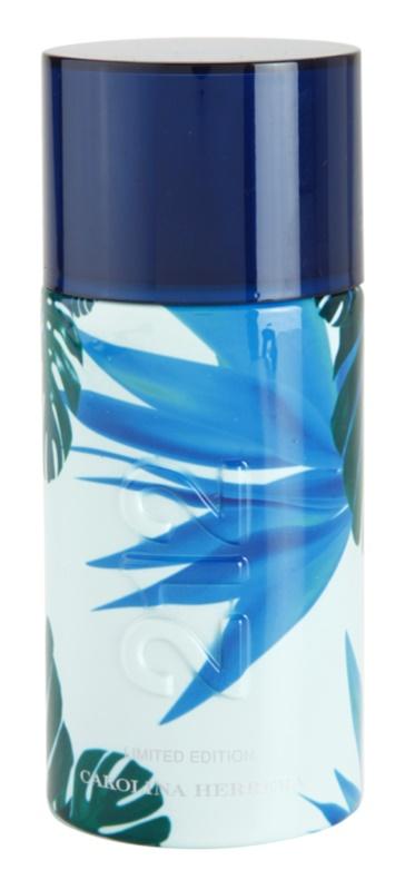 Carolina Herrera 212 Surf eau de toilette pour homme 100 ml edition limitée