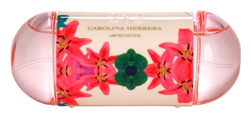Carolina Herrera 212 Surf toaletná voda pre ženy 60 ml limitovaná edícia