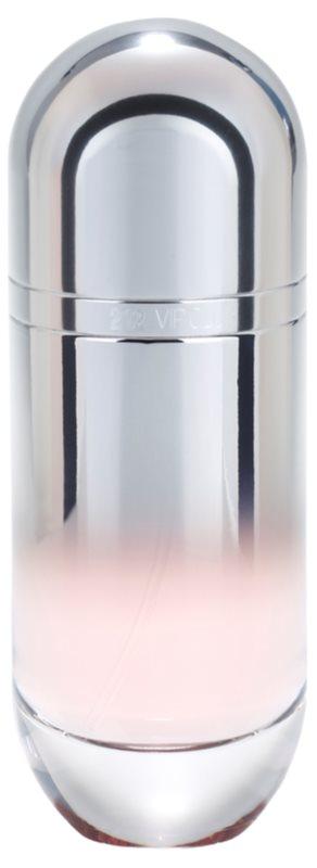 Carolina Herrera 212 VIP Club Edition eau de toilette pentru femei 80 ml editie limitata