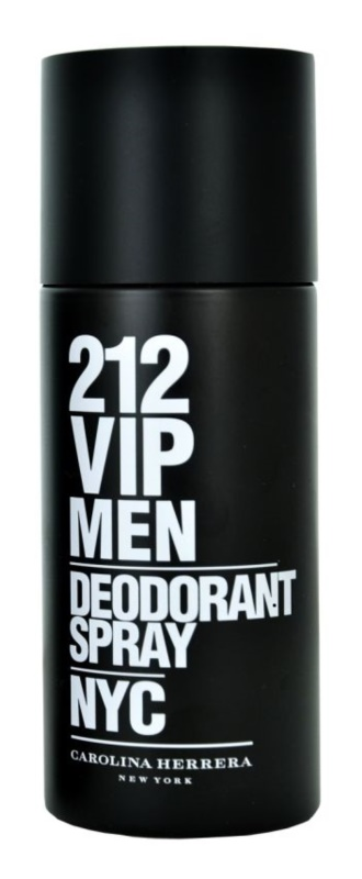 Carolina Herrera 212 VIP Men Deo Spray for Men 150 ml