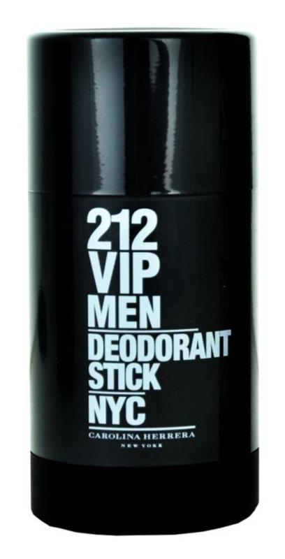 Carolina Herrera 212 VIP Men desodorizante em stick para homens 75 ml