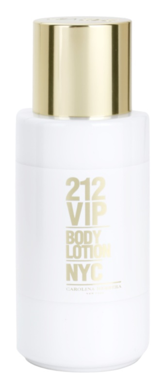Carolina Herrera 212 VIP Körperlotion Damen 200 ml