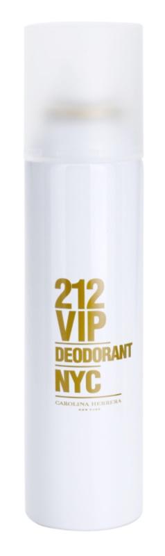 Carolina Herrera 212 VIP Deo Spray voor Vrouwen  150 ml