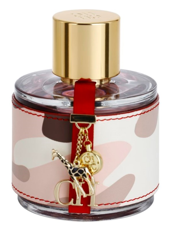 Carolina Herrera CH Africa Limited Edition Eau de Toilette voor Vrouwen  100 ml Limited Edition