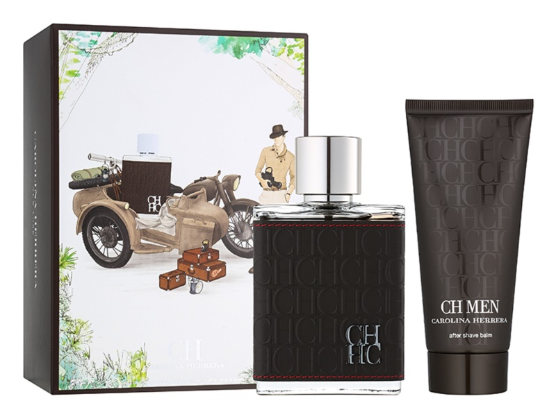Carolina Herrera CH Men Gift Set I.