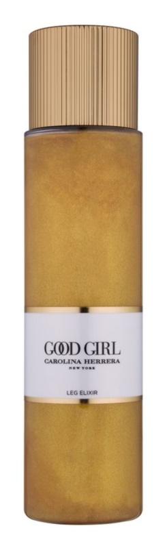 Carolina Herrera Good Girl parfümiertes Öl für Damen 200 ml  mit Glitzerteilchen