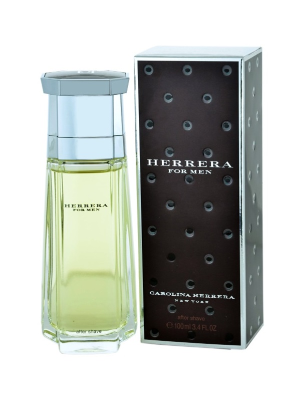 Carolina Herrera Herrera For Men After Shave  για άνδρες 100 μλ