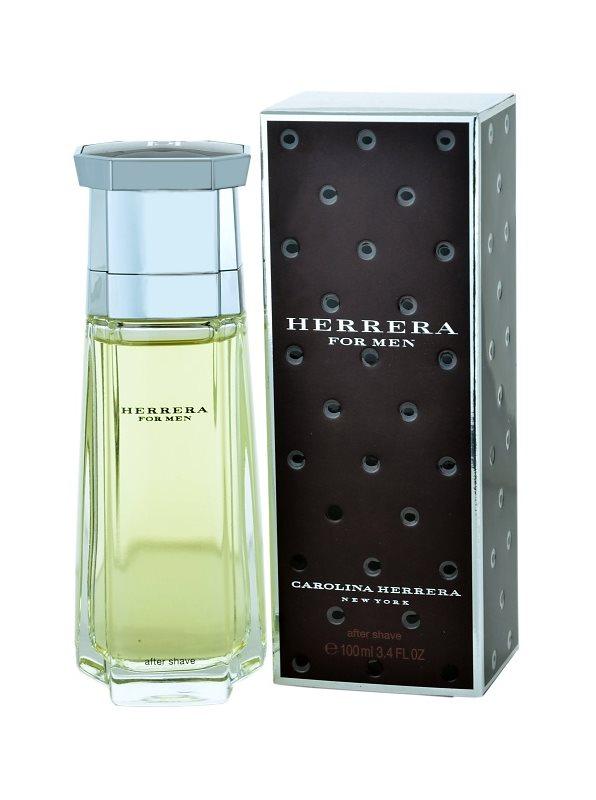 Carolina Herrera Herrera For Men losjon za po britju za moške 100 ml