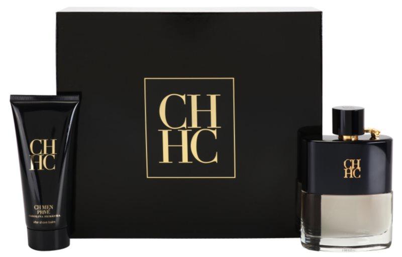 Carolina Herrera CH Men Privé Gift Set  I.