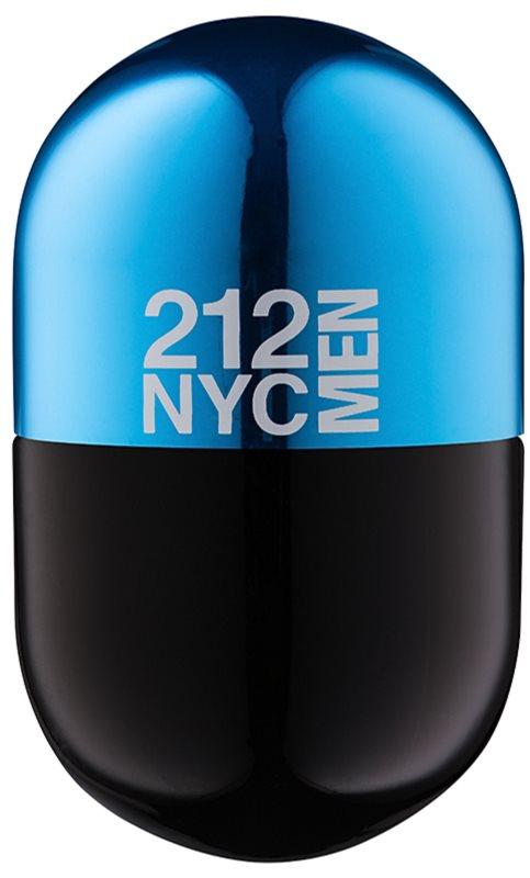 Carolina Herrera 212 NYC Men Pills eau de toilette per uomo 20 ml