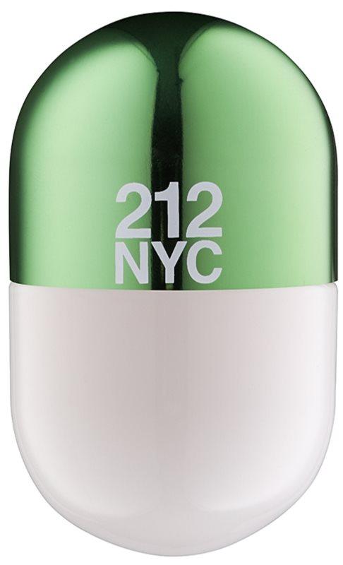 Carolina Herrera 212 NYC Pills Eau de Toilette Damen 20 ml