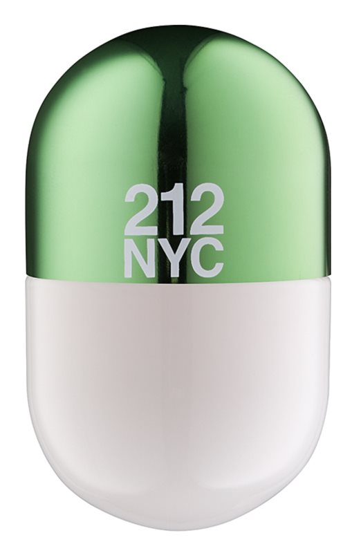 Carolina Herrera 212 NYC Pills Eau de Toilette for Women 20 ml