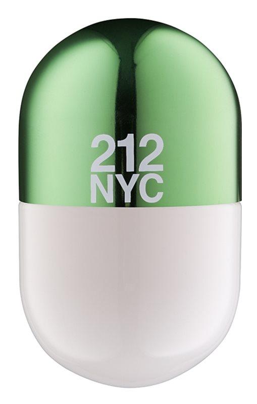 Carolina Herrera 212 NYC Pills woda toaletowa dla kobiet 20 ml