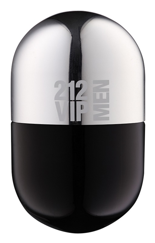 Carolina Herrera 212 VIP Men Pills Eau de Toilette for Men 20 ml