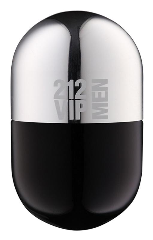 Carolina Herrera 212 VIP Men Pills eau de toilette para hombre 20 ml