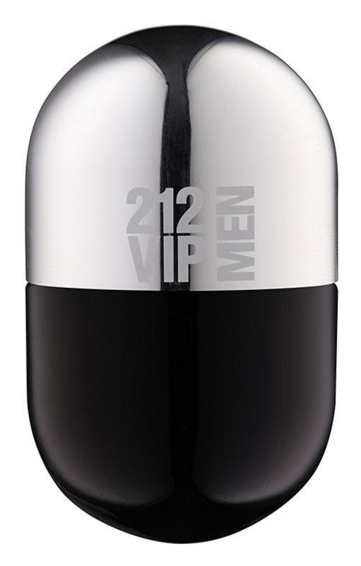 Carolina Herrera 212 VIP Men Pills woda toaletowa dla mężczyzn 20 ml