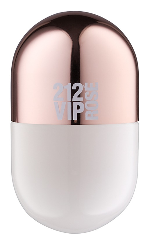 Carolina Herrera 212 VIP Rosé Pills Eau de Parfum für Damen 20 ml