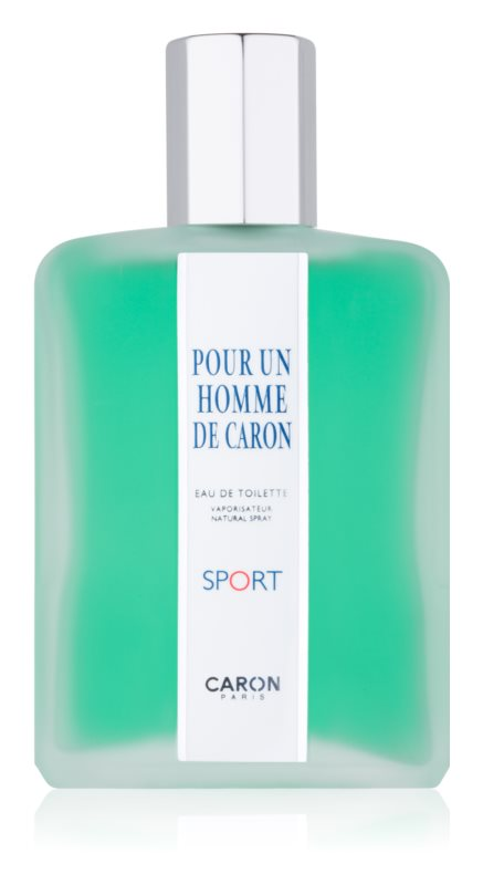 Caron Pour Un Homme Sport Eau de Toilette for Men 125 ml