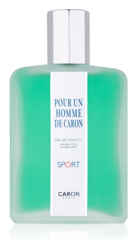 Caron Pour Un Homme Sport Eau de Toilette Herren 125 ml